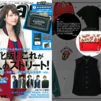 MEI bag has been showed in Magazine of smart that issued in May.
