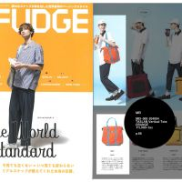 men's FUDGE8月号