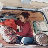 PENDLETON  × YURIE Special Collaboration BAG